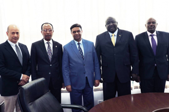 UGANDA AND MAURITIUS COMMIT TO STRENGTHEN BILATERAL RELATIONS